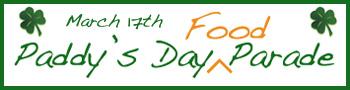 Paddys Day Food Parade