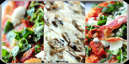 Milano's Francesco Mazzei Pizzas