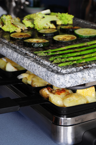Paddy's Day Raclette