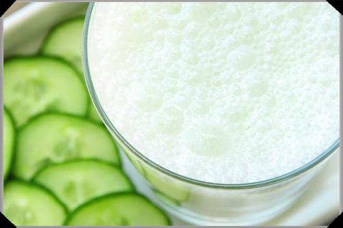 The Cucumburt: A Cocktail of Cucumber And Yoghurt