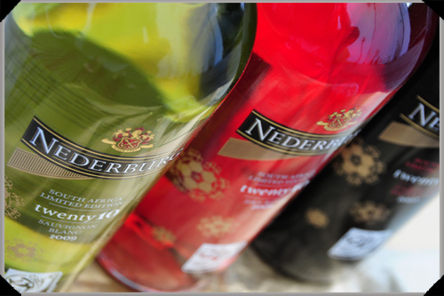 Nederburg Limited Edition World Cup Wines