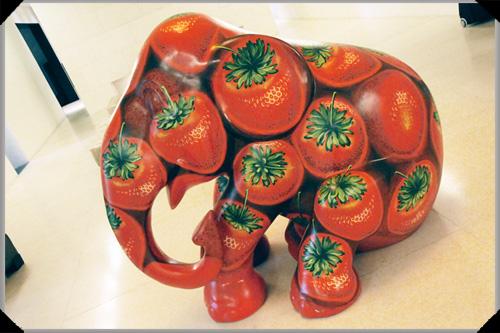 Strawberry Elephant