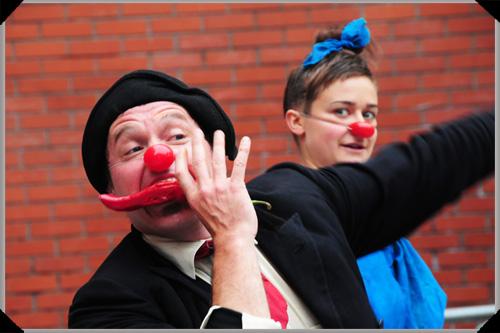 Cirque de legume chilli in mouth