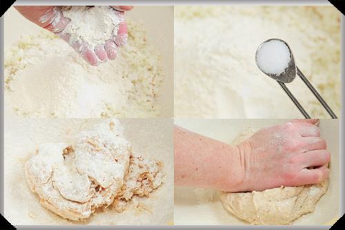 Boxty dough