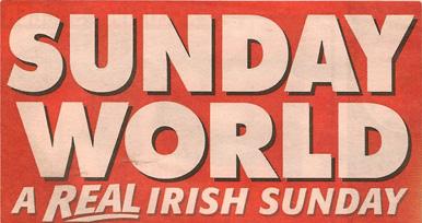 Sunday World Banner