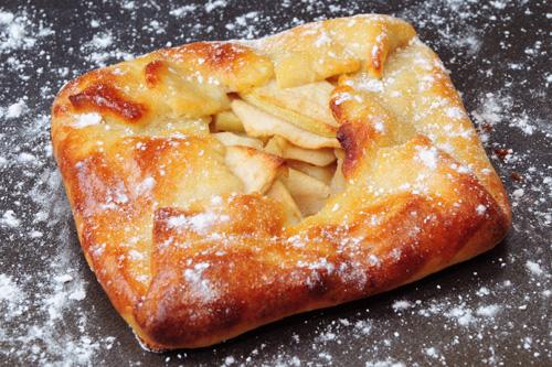 Potato apple parcel