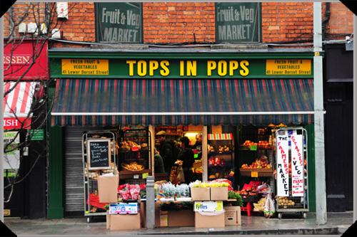 Tops In Pops