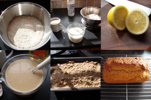 Making Soda Bread