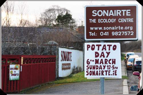 Potato day Sonairte