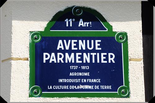 Avenue Parmentier
