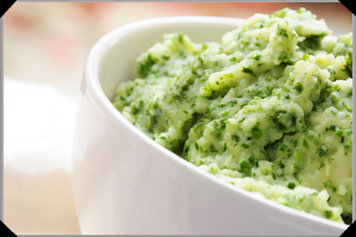 Irish food: Colcannon