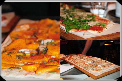 Skinflint pizzas