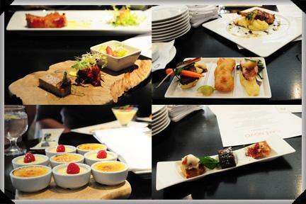 Cafe Novo Dine in Dublin sampler