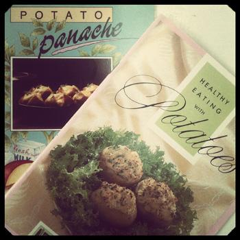 Potato recipe booklets