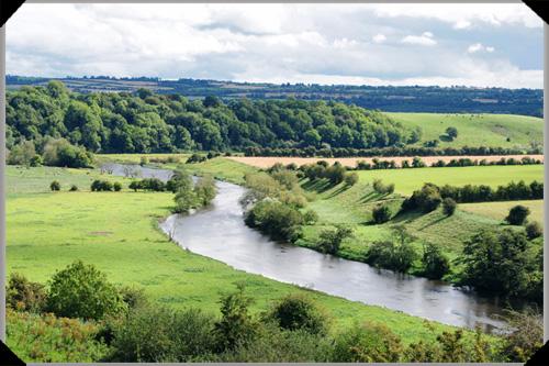 Boyne Valley view