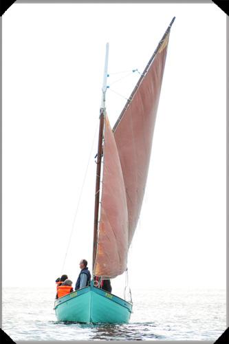 Heir Island lobster boat