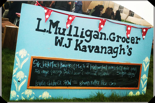 Mulligans / Kavanaghs EP Pop Up