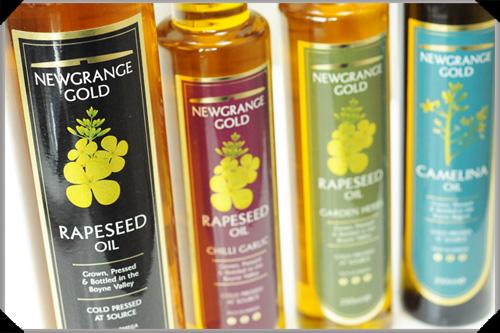 Newgrange Gold oils