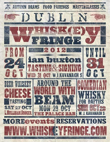 Whiskey Fringe Flyer