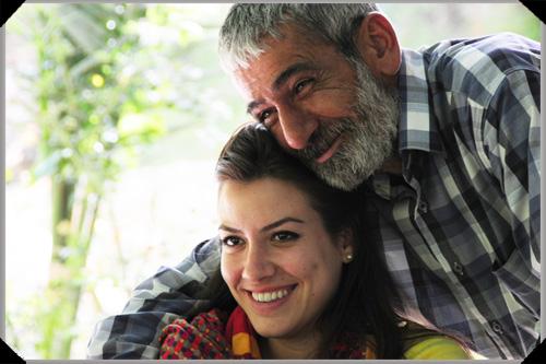 Abu Kassem and Bethany Kehdy