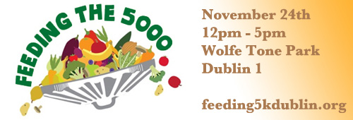 Feeding the 5000 Dublin