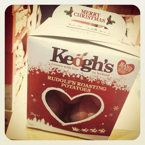 Keoghs roasting potatoes