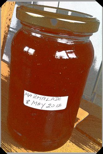 Marmalade 8th May 2012