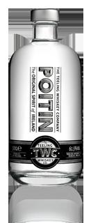 Teeling Poitin bottle