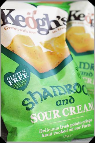 Keogh's Shamrock Crisps
