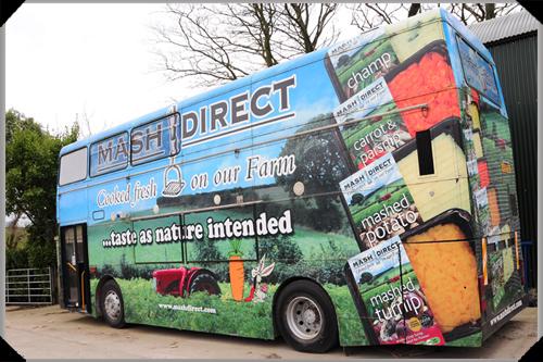 Mash Direct Bus