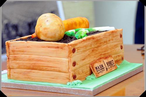 Mash Direct Cake