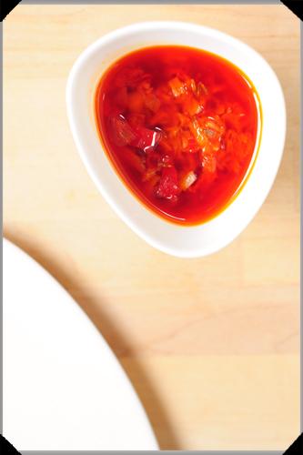 Mojo rojo / red sauce