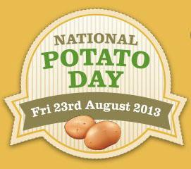 National Potato Day 2013