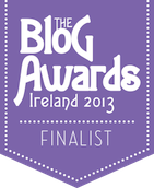 blog awards 2013 badge finalist