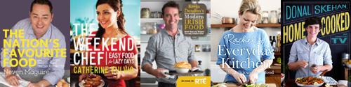 Irish TV Chefs