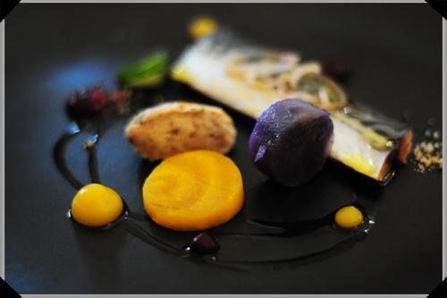IFWG Food Award lunch by Derry Clarke