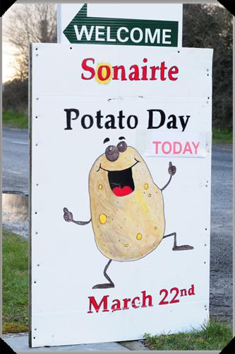 Potato Day Sonairte 2014