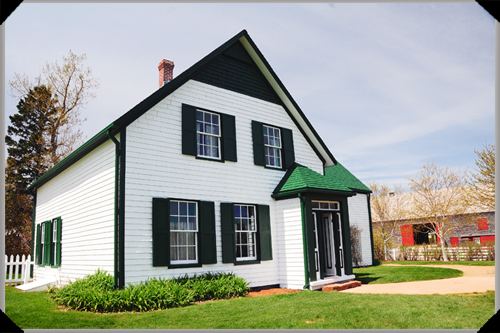 House of Green Gables