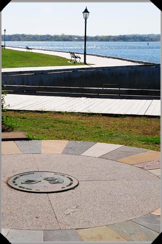 Irish settlers' memorial, Charlottetown