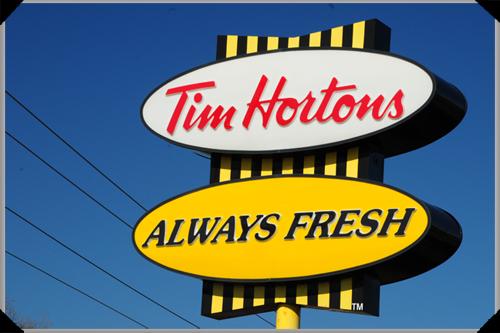 Tim Hortons, Always Fresh