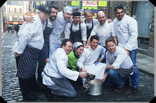 Coddle Cook Off Chefs
